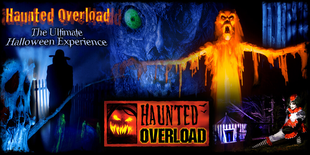 Haunted Overload Haunted House