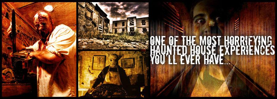 Dallas,Texas Haunted House