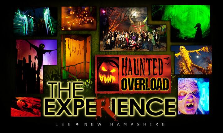 Haunted Overload