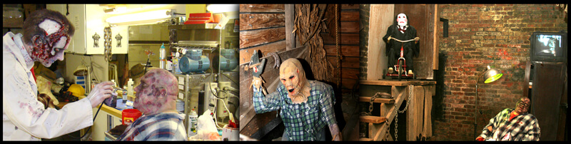 Ohio Haunted House