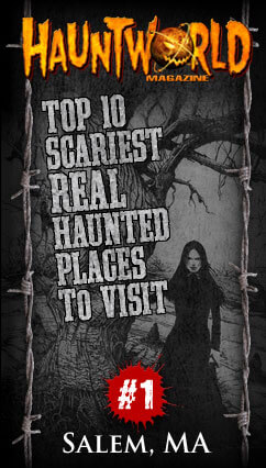 America's Top 10 Scariest Real Haunted Houses