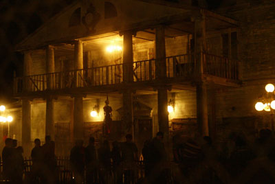 Dallas Haunted House