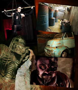 Denver colorado halloween haunted house 13th floor the asylum for 13th floor denver colorado