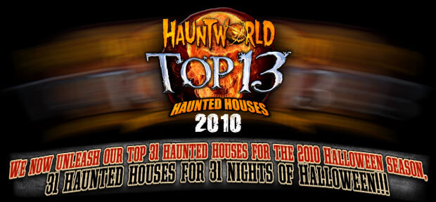 America's Best and Scariest Haunted Houses