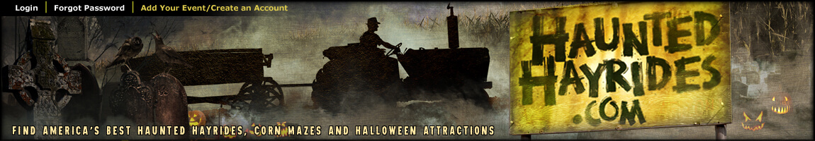 hauntedhayridescom - Indiana Halloween Attractions