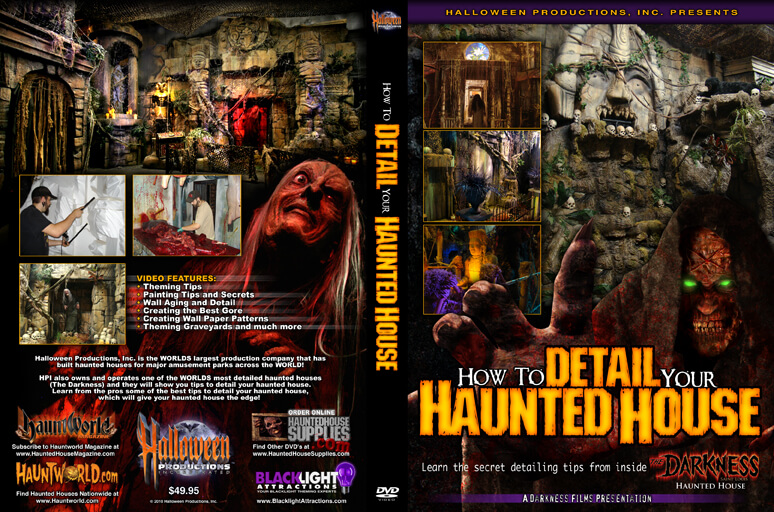 Haunted House DVD
