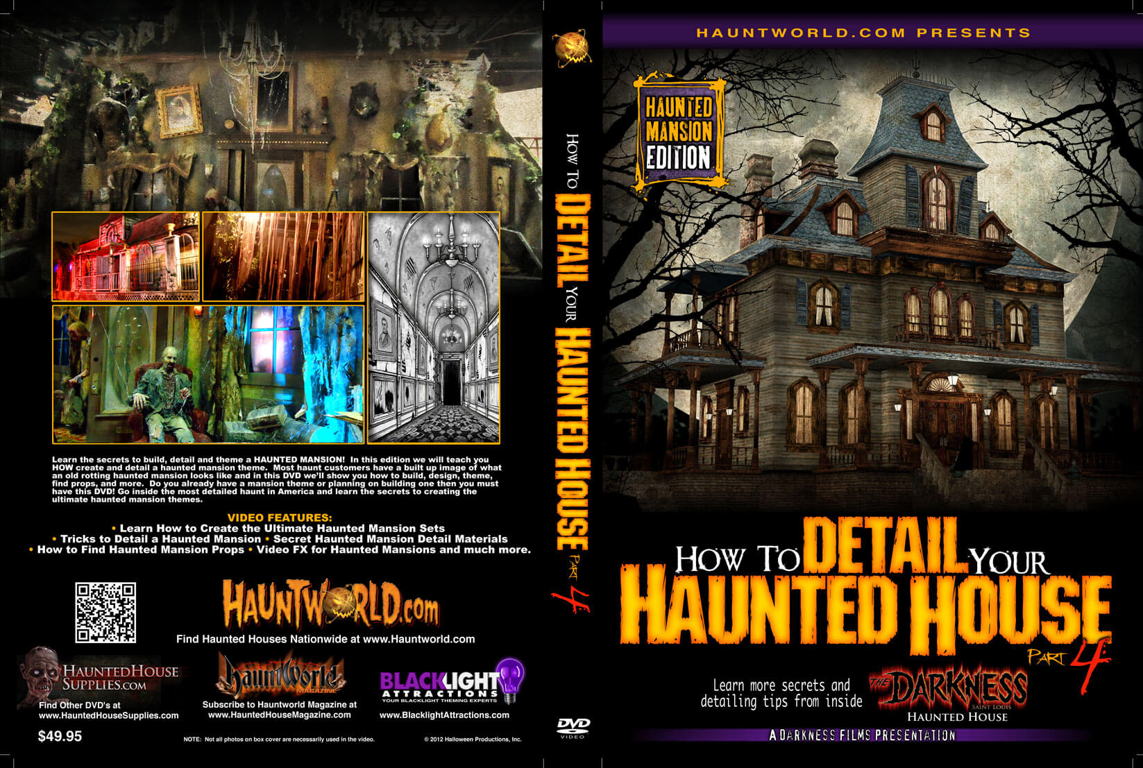 Darkness Haunted House