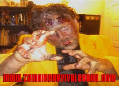 Zombie Survival Crawl
