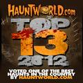 Spooky Ranch awarded the 25th Top haunted house across the nation!