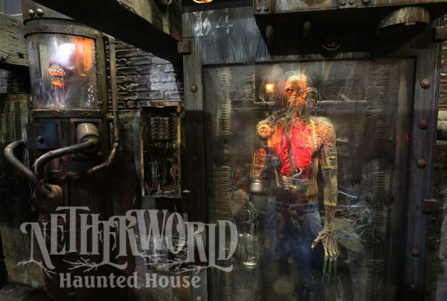 Nov 07, · Netherworld is a Haunted House unlike others. You get lot characters keeping you occupied while you wait. There are even concessions in line, because, yeah, if you're waiting that long, you're gonna need it/5(84).