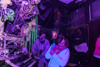 Indiana 39 s best and scariest haunted attraction haunted for 13 floor haunted house indiana