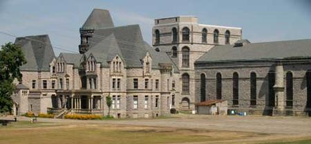 Find haunted prisons in mansfield ohio ohio state reformatory in